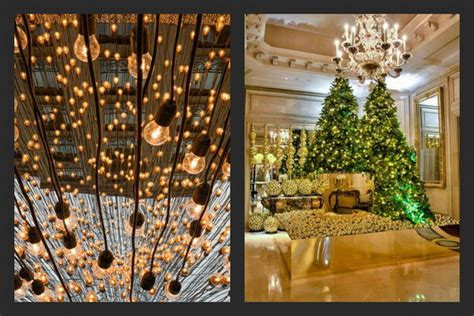 christmas decor   seasons hotel luxury topics