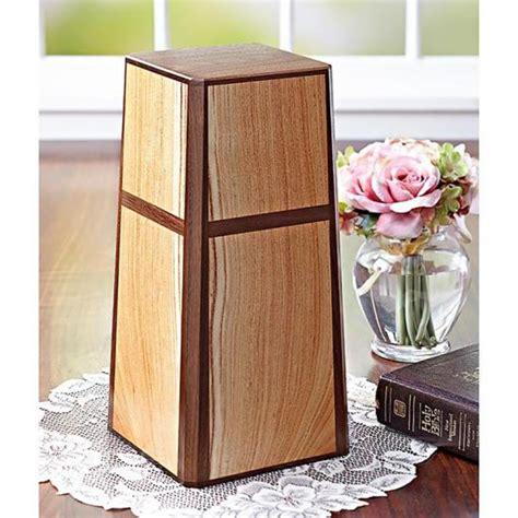 memorial box wood magazine