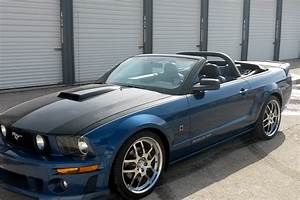 2007 FORD MUSTANG GT ROUSH CONVERTIBLE - 194138