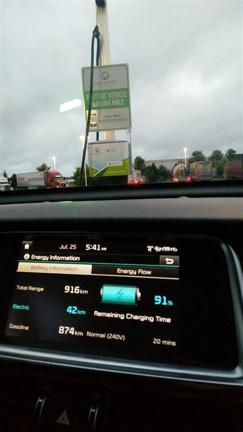 kingston ontario ev charging stations info chargehub