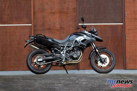 Review Bmw F 700 Gs by Bmw F 700 Gs Review Bmw S Friendliest Gs Mcnews Au