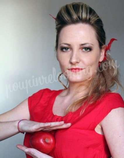 mélanie etudiant femme la rochelle séance photos d 39 époque priscilla la