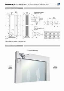 Air Curtains 2015 Catalogue