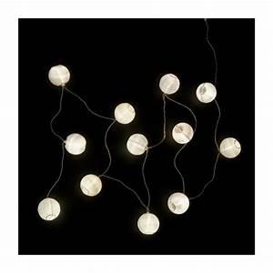 Guirlande Lumineuse Blanche : betsey guirlande lumineuse blanche habitat ~ Melissatoandfro.com Idées de Décoration