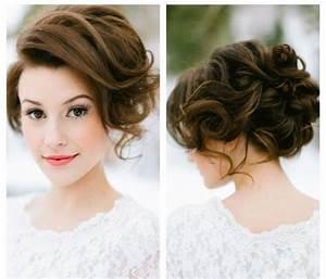 Chignon Demoiselle D Honneur Mariage : coiffure204 coiffure mariage demoiselle d honneur ~ Melissatoandfro.com Idées de Décoration