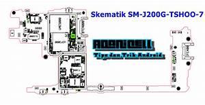 Skematik Samsung Galaxy J2 Sm