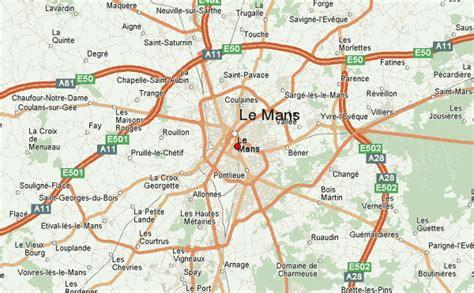 Le Mans Location Guide