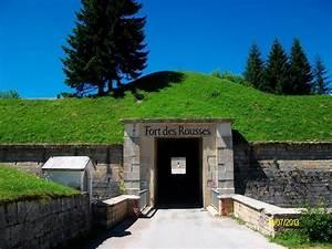 Découvrir le Fort des Rousses Haut Jura Franche Comté