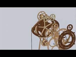 Uhrwerk Selber Bauen : uhrwerk aus holz solidworks youtube ~ Lizthompson.info Haus und Dekorationen