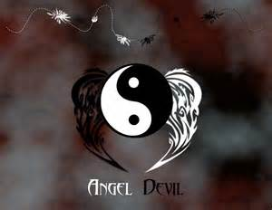 Angel and Devil Quotes Funny