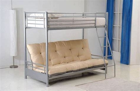 ikea futon bunk bed for more space