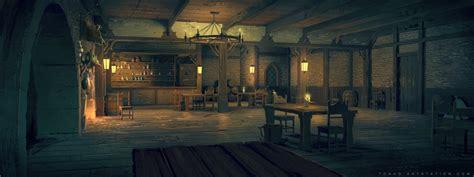 netflix castlevania background tavern  tohad  deviantart