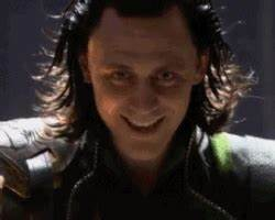 Satisfaction is not in my nature - Tom/Loki Smile Gif Spam ...