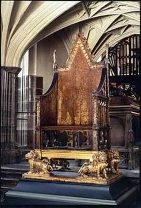 king edwards chair king edward s chair westminster history of the