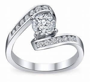 top 6 modern engagement rings for the quirky bride With mod wedding rings