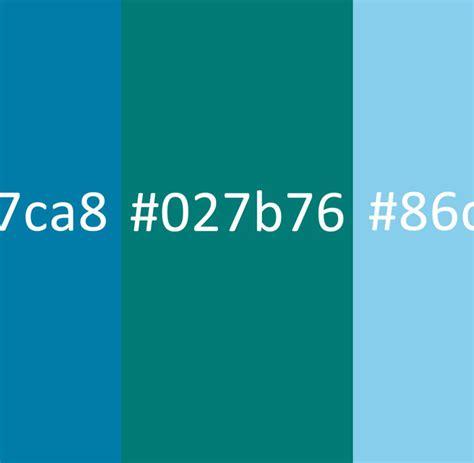 Türkis Blau Farbe by Blau Oder Gr 252 N Welche Farbe Sehen Sie Welt