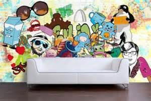 Papier Peint Graffiti Pas Cher by Tableau D 233 Co Toile Design Et Moderne D 233 Coration Murale