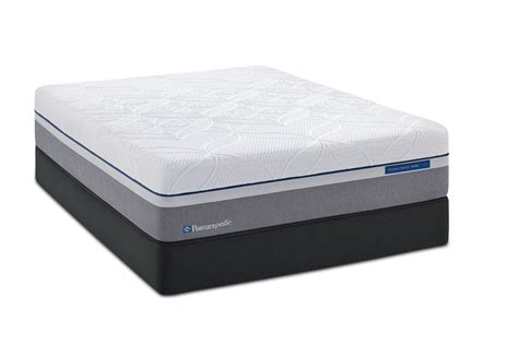 sealy hybrid mattress sealy posturepedic hybrid silver plush king mattress