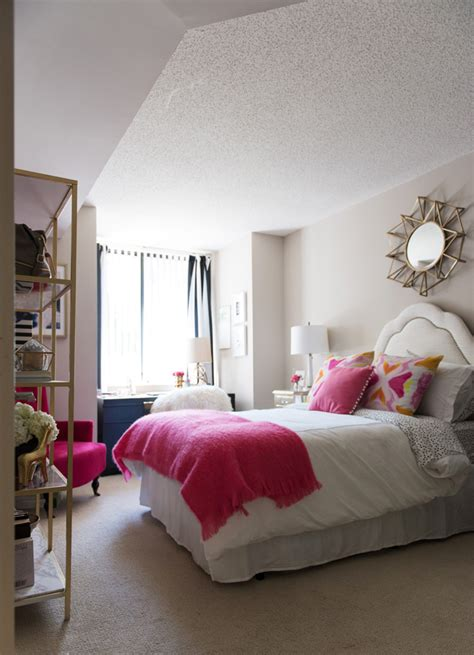 Pink And Orange Bedroom Decor Ideas  Alicia Tenise