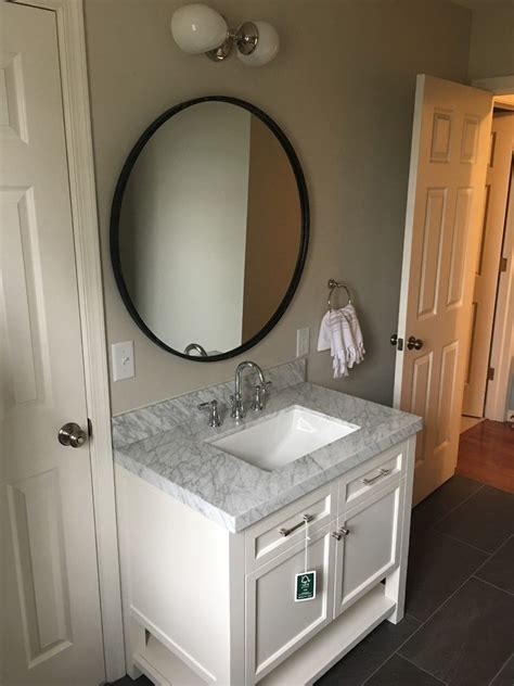 Custom Vanities For Small Bathrooms by Vanities For Small Powder Room Traditional With Bathroom