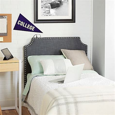 Headboards For Bed silverwood the powered headboard bed bath beyond