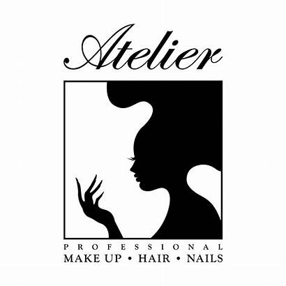Atelier Nails Professional Logos Cosmetic Brands Makeup