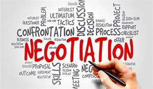 Are You A Good Negotiator