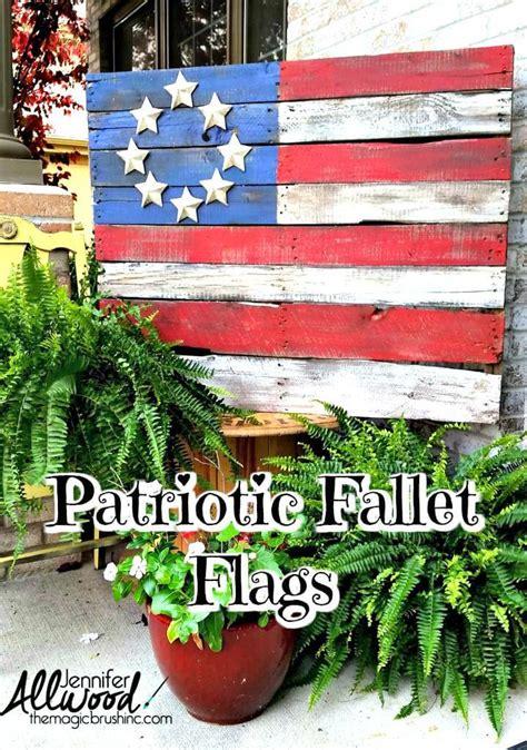 diy patriotic decorations  celebrate america page