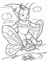 Fairy Coloring Pages Fairies Printable Colouring Elf Books Thegraphicsfairy Graphics Adorable Printables Graphic Butterfly Animal sketch template