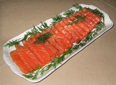 saumon cuisine saumon gravlax ma cuisine santé