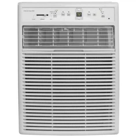 frigidaire ffrsr  btu casement window air conditioner  remote  volts