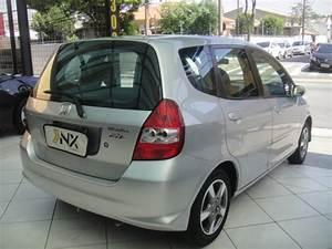 Honda Fit 1 4 Lx 8v Flex 4p Manual 2007  2008