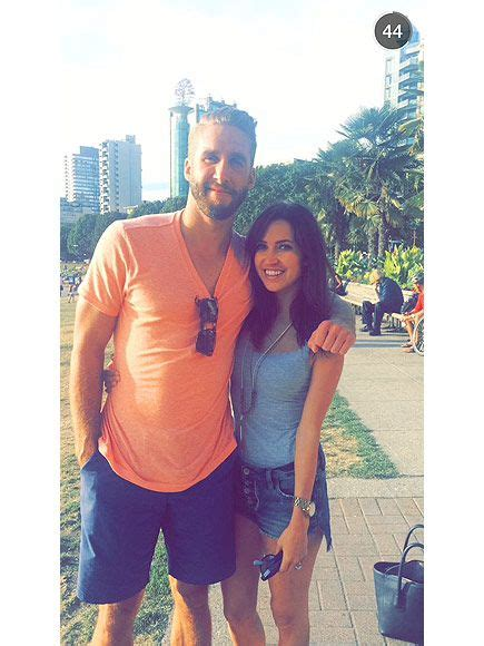 Bachelorette: Kaitlyn Bristowe and Shawn Booth Snapchat ...