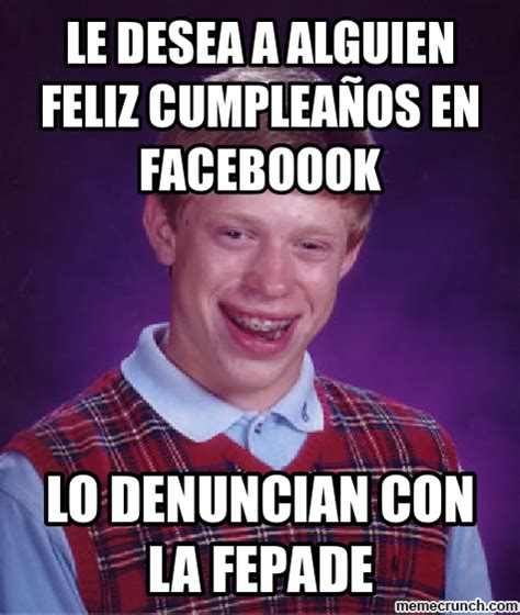Feliz Cumpleaños Memes - le desea a alguien feliz cumplea 241 os en faceboook