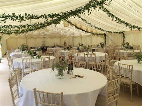 wedding marquee decorations midway media