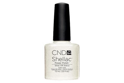 silver vip status shellac nail polish polishpedia nail