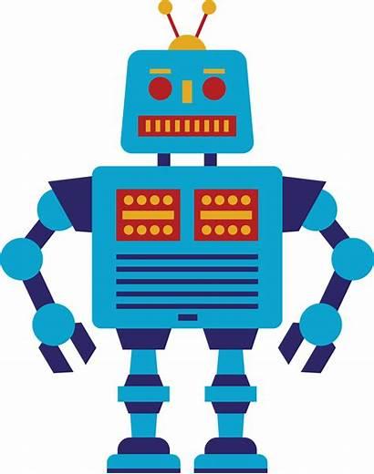 Robot Clip Clipart Robotic Leave Message
