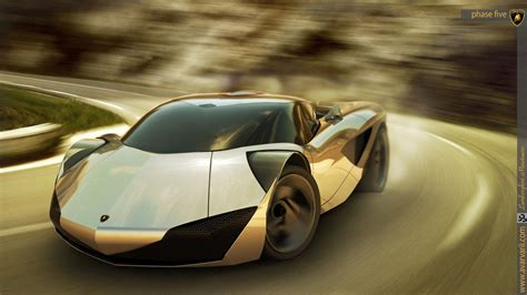 All the futuristic and exclusive models, designed by the lamborghini team with technological innovations. top cool cars: Cool Lamborghini Concept Car - Minotauro
