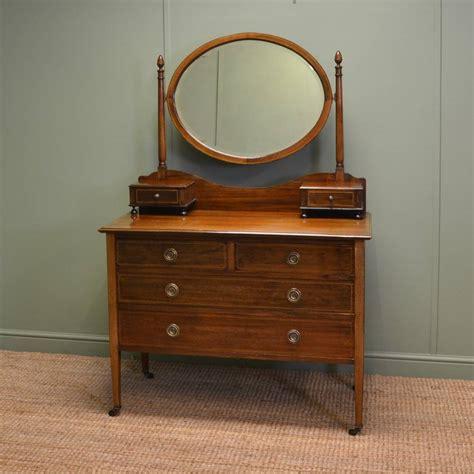 antique vanity table edwardian mahogany antique dressing table antiques world