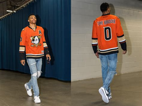 Every Outfit Russell Westbrook Has Worn During the 2016 NBA Playoffs Photos | GQ