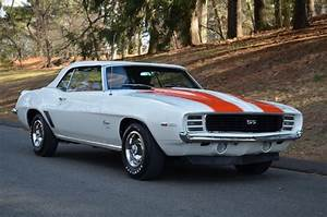 1969 Chevrolet Camaro Ss Rs 350 Pace Car Z11 Convertible