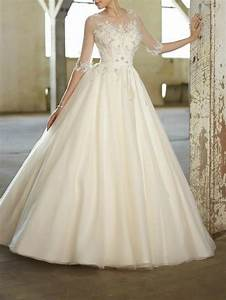 new white ivory wedding dress custom size 2 4 6 8 10 12 14 With size 22 wedding dress