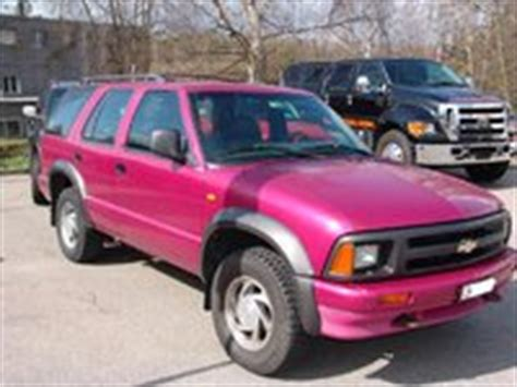 how make cars 1995 chevrolet blazer on board diagnostic system 1995 chevrolet blazer pictures cargurus