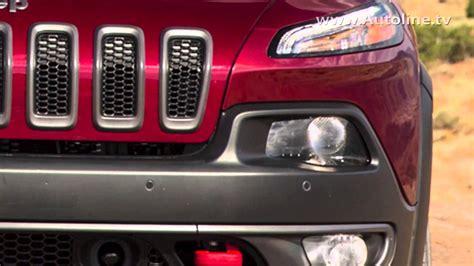 2014 Jeep Cherokee Design Explained