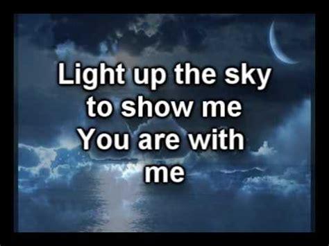 light up the sky light up the sky the afters worship with lyrics