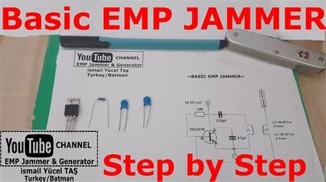 Basic Emp Jammer Work Step Youtube