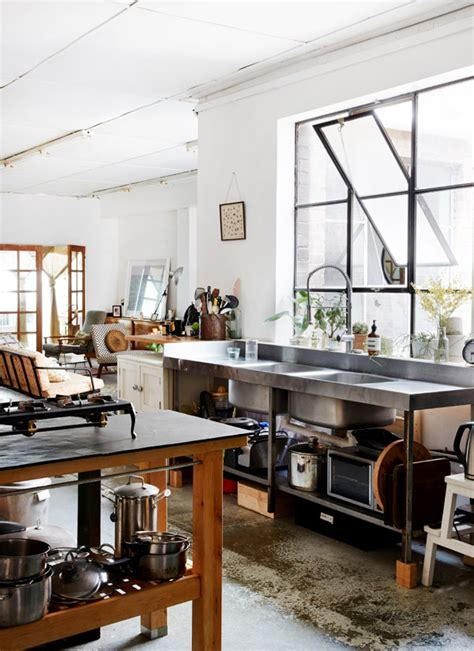 Industrial Style Kitchen Design Ideas (marvelous Images