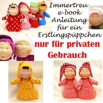 Spielzeug Nähen Anleitung by Ebook H 228 Schen Puppen Anleitungen Und Stoffpuppen