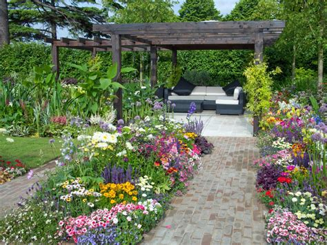 best backyard gardens low maintenance and high maintenance gardens hgtv