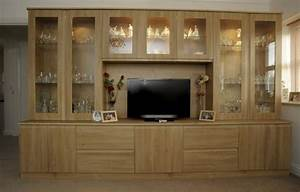 Fitted living room furniture in kent for Living room cabinets uk